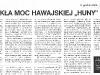 Niezwykla moc hawajskiej Huny